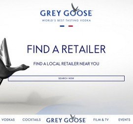 Grey Goose Retail Locator
